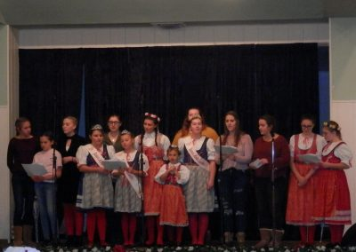 Czech Heritage Junior Royalty