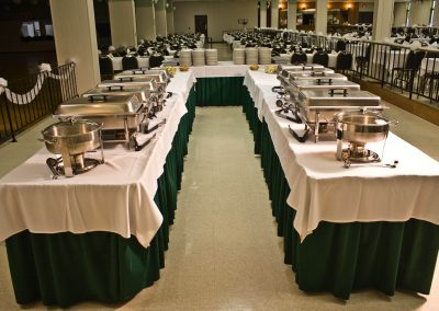 The Park Ballroom - Wedding Buffet Table 8373