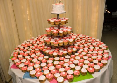 The Park Ballroom - Wedding Cupcakes 8400
