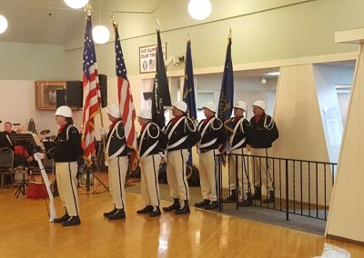 Veterans at Park Ballroom